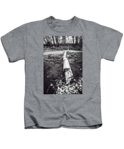 Frozen Landscape Kids T-Shirt