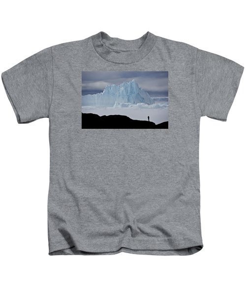 Frozen Pinnacles Kids T-Shirt