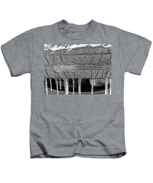 Frozen Road Warrior Kids T-Shirt