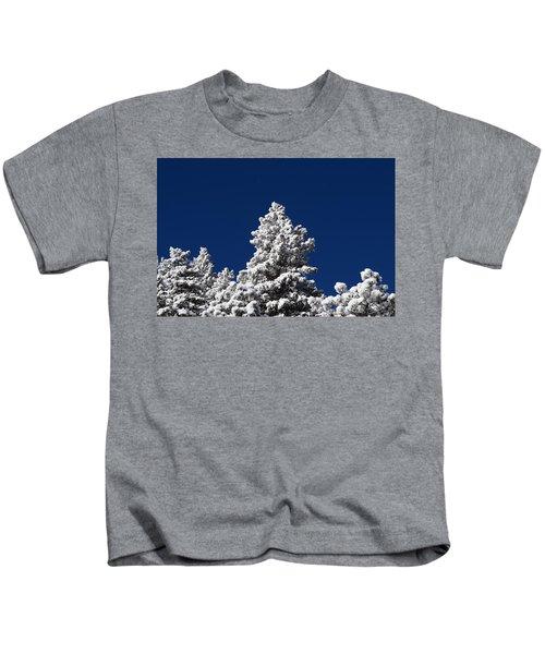 Frozen Tranquility Ute Pass Cos Co Kids T-Shirt