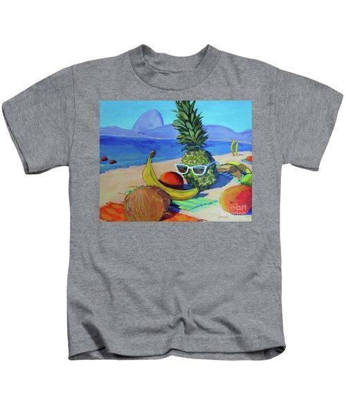 Fruit Of The Carioca Sol Kids T-Shirt