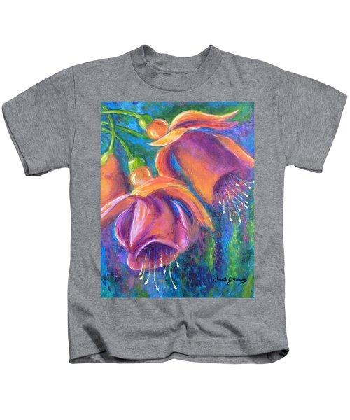 Fuchsia Kids T-Shirt