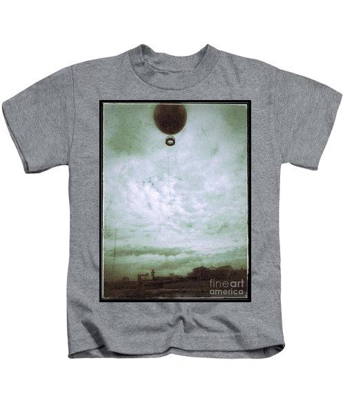 Full Of Hot Air Kids T-Shirt