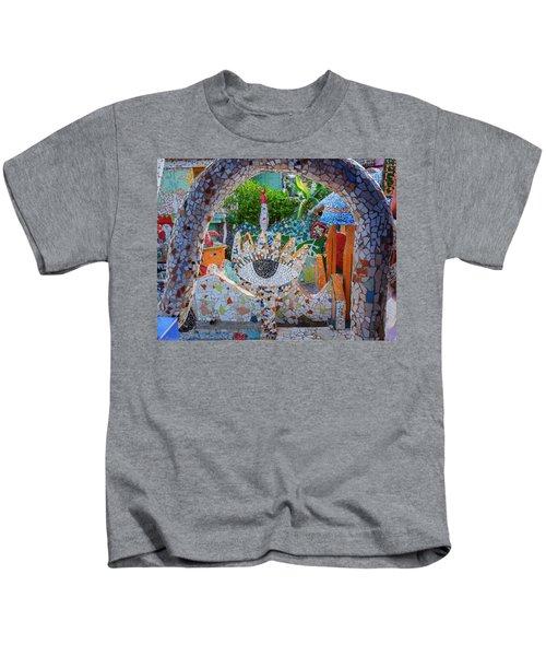 Fusterlandia Havana Cuba Kids T-Shirt