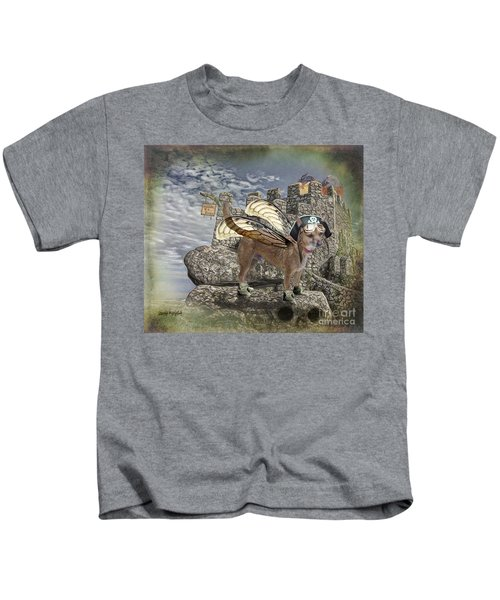 Game Of Bones Kids T-Shirt