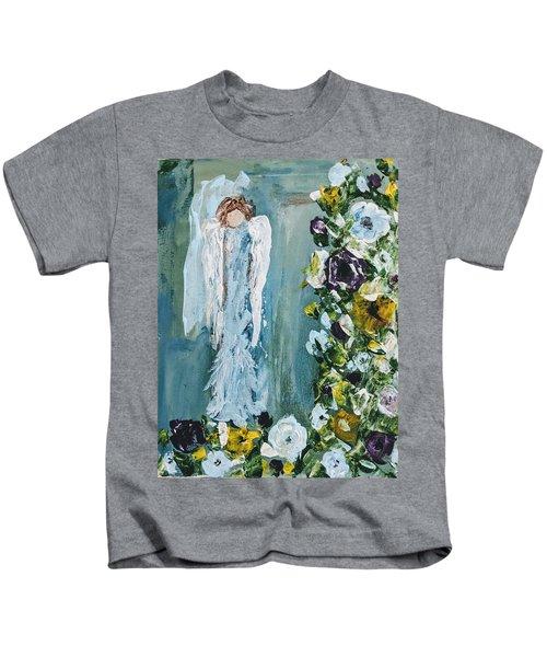 Garden Angel Kids T-Shirt