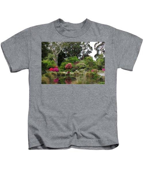 Garden Reflection Kids T-Shirt