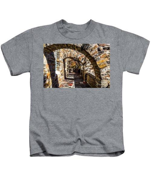 Garrett Chapel Balcony Kids T-Shirt