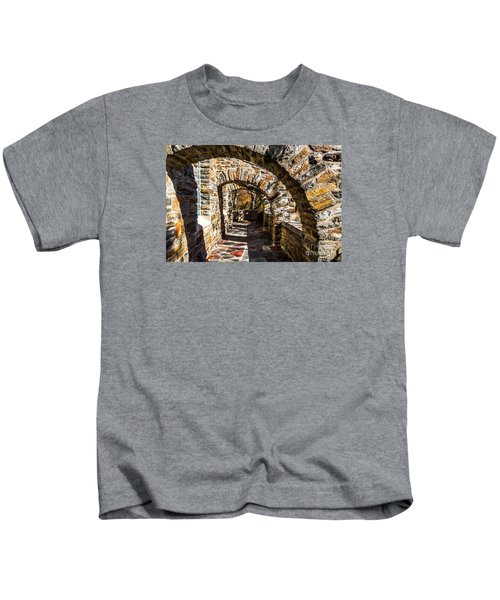 Garrett Chapel Balcony Kids T-Shirt