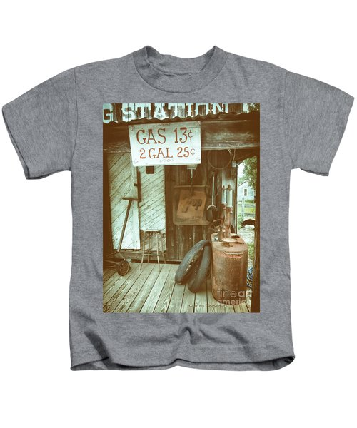 Gas 13 Cents Kids T-Shirt