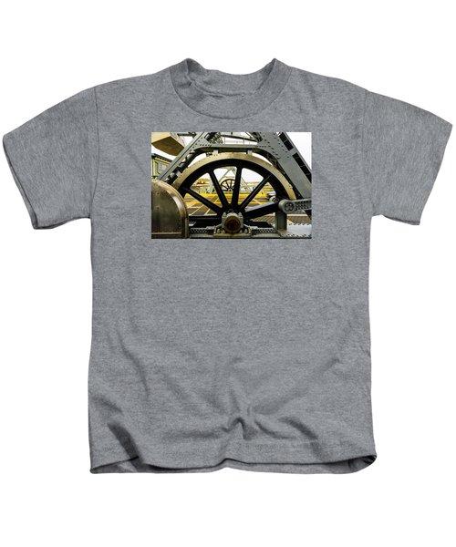 Gears Work Kids T-Shirt