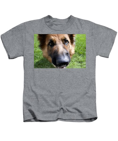 German Shepherd Dog Kids T-Shirt
