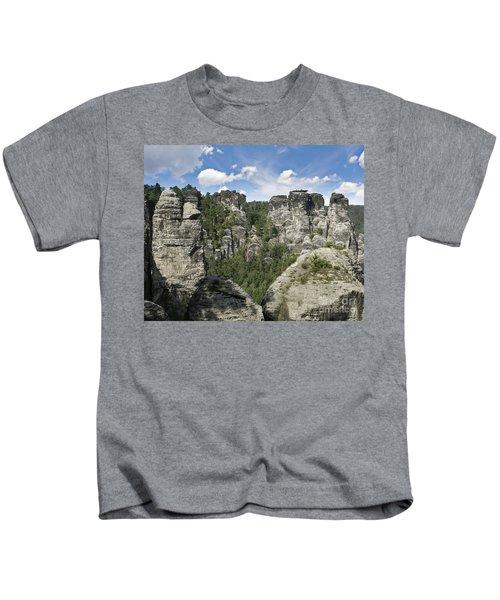 Germany Landscape Kids T-Shirt