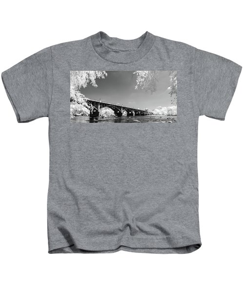 Gervais Street Bridge In Ir1 Kids T-Shirt