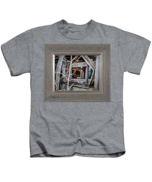 Ghost Chair Kids T-Shirt