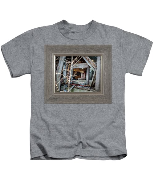 Ghost Chair Kids T-Shirt