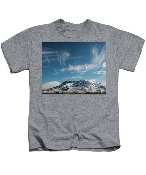 Ghost Clouds Kids T-Shirt