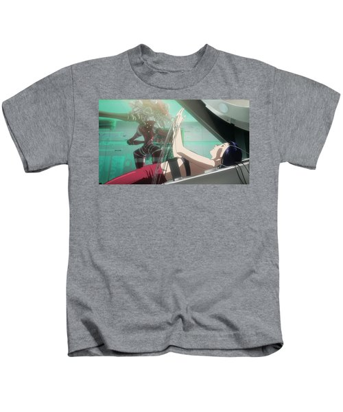 Ghost In The Shell Arise Kids T-Shirt