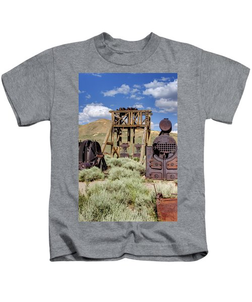 Ghost Mine Kids T-Shirt