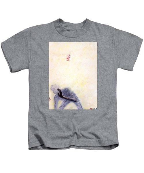 Ghosts In My Machine Kids T-Shirt