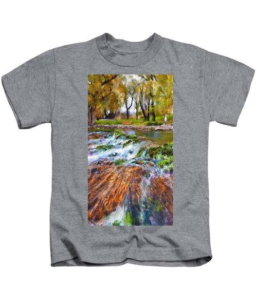 Giant Springs 2 Kids T-Shirt