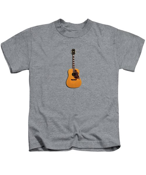Gibson Hummingbird 1968 Kids T-Shirt