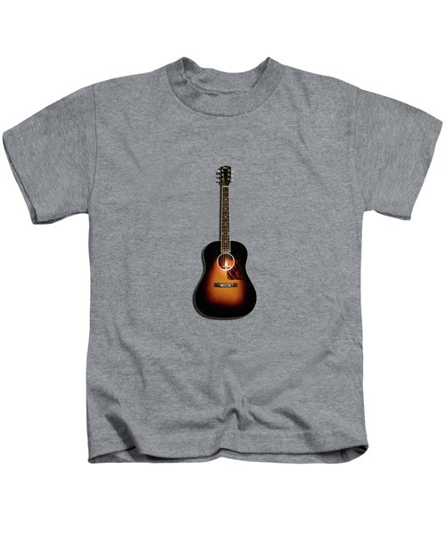 Gibson Original Jumbo 1934 Kids T-Shirt