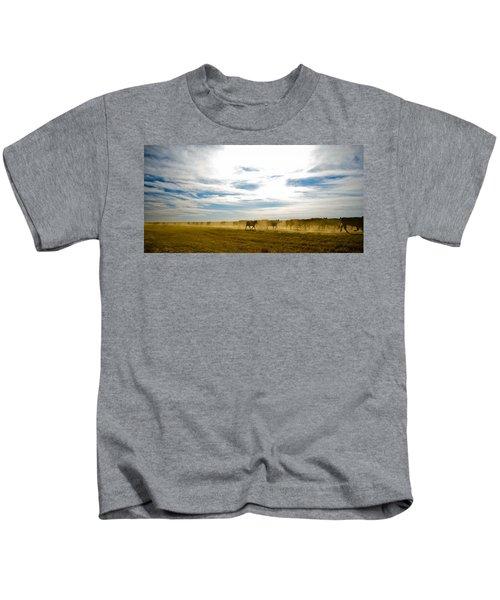 Git Along Kids T-Shirt