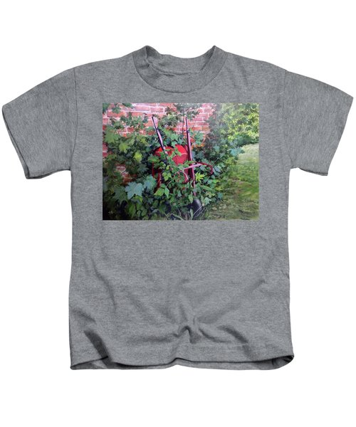 Give And Take Kids T-Shirt