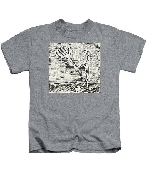 Give Me A Hand Kids T-Shirt