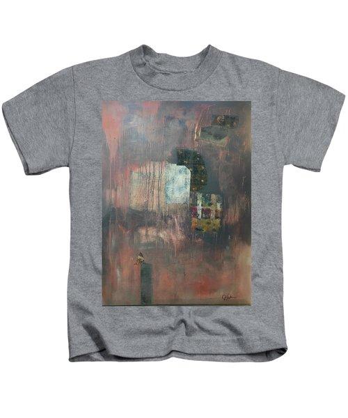 Glimpse Of Town Kids T-Shirt