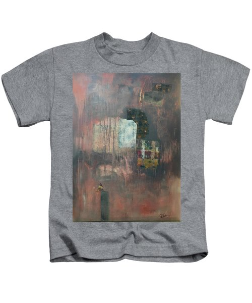 Glimpse Of Town Kids T-Shirt