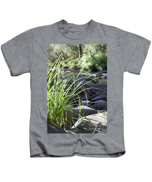 Glistening In The Sunlight Kids T-Shirt