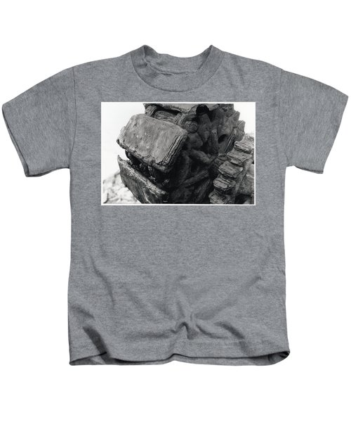 Goat Rock Tractor Tread Jenner California Kids T-Shirt