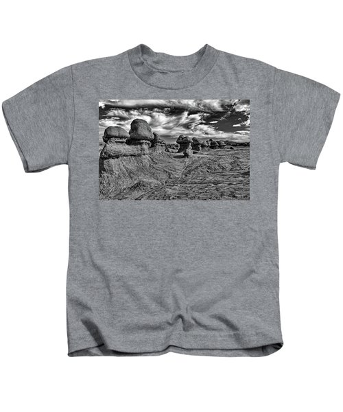 Goblins All In A Row Kids T-Shirt