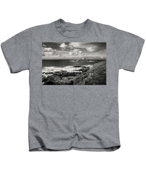 Godrevy Lighthouse 1 Kids T-Shirt