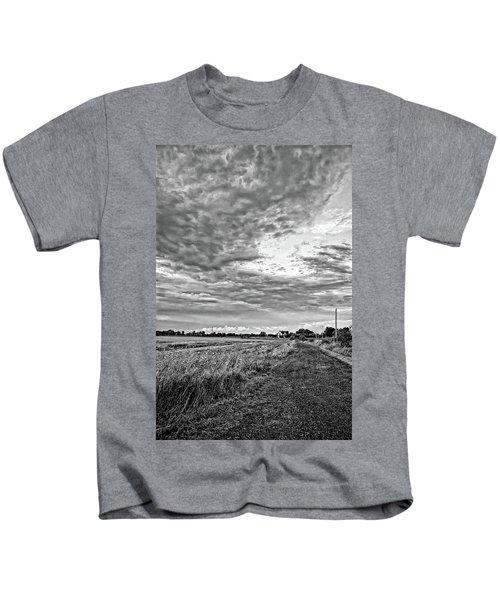 Goin' Home Bw Kids T-Shirt