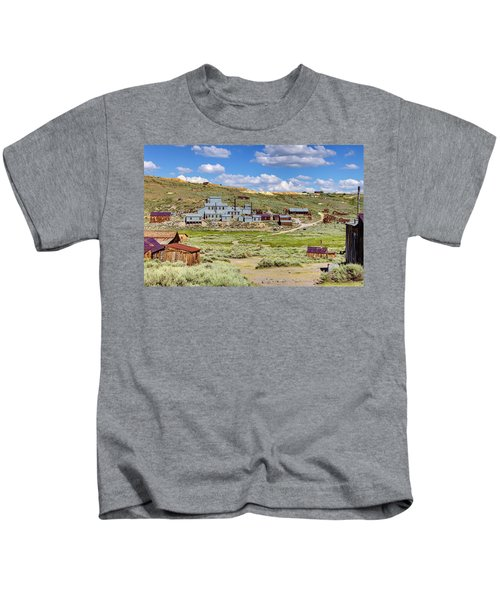 Gold In Them Hills Kids T-Shirt