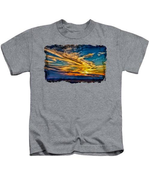 Golden Evening 2 Kids T-Shirt