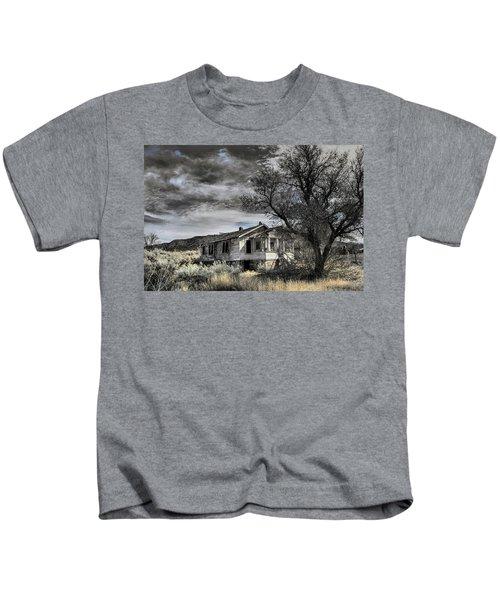 Golden New Mexico Kids T-Shirt