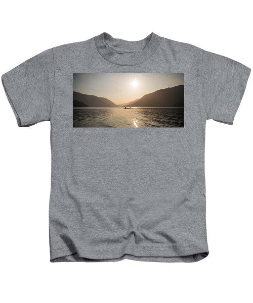 Golden Rowers Kids T-Shirt