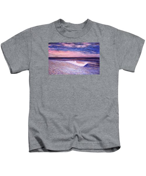 Golden Sea Kids T-Shirt
