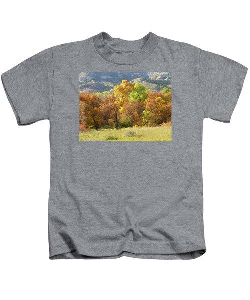 Golden September Kids T-Shirt