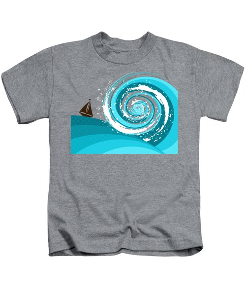 Gonna Need A Bigger Boat Kids T-Shirt