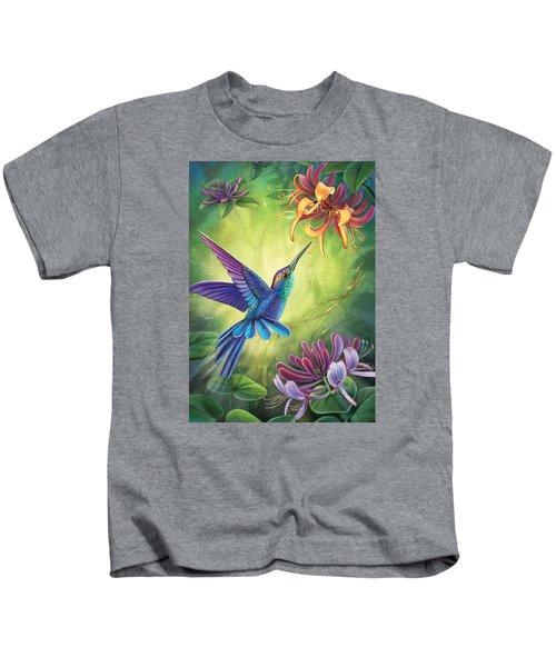 Good Luck - Honeysuckle Kids T-Shirt