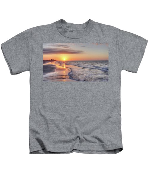 Good Morning Grand Strand Kids T-Shirt