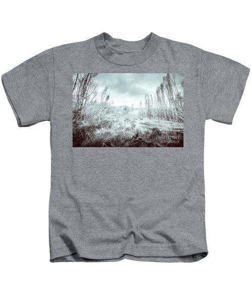 Gormanston Snowscape Kids T-Shirt