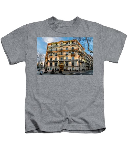 Gran Hotel Havana Kids T-Shirt