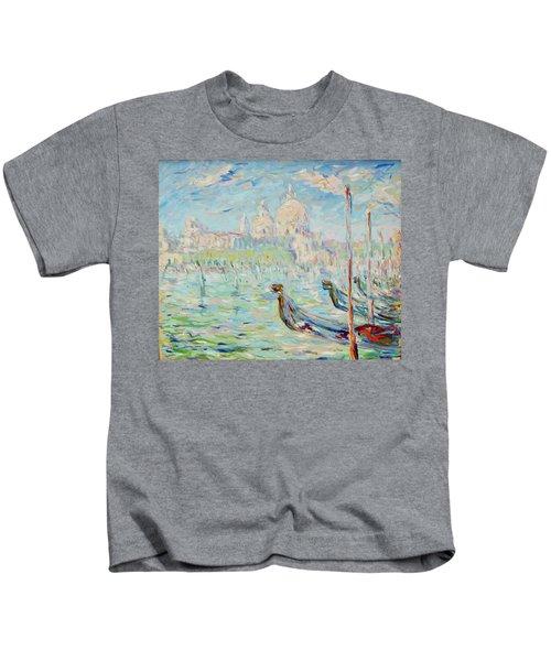 Grand Canal Venice Kids T-Shirt