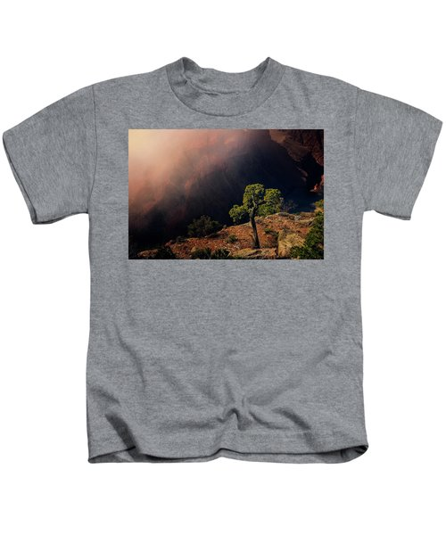 Grand Canyon Juniper Kids T-Shirt